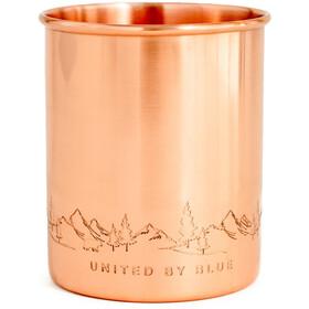 United By Blue Fir Sure Cupper Mug copper